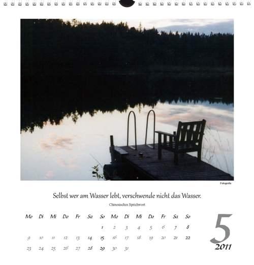 sprüche kalender